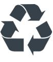 資源の再利用を目指す!