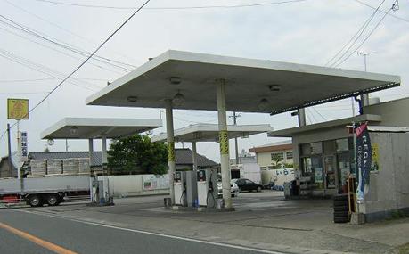 金納興業ガソリンスタンド|柳川城石油SS