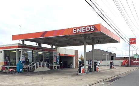 野口商事ガソリンスタンド 鹿島バイパスSS|エネオス