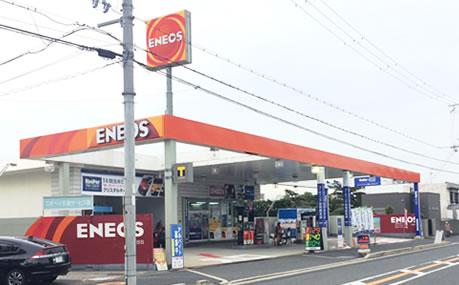 ニチベイ石油サービス株式会社 貝塚SS エネオス