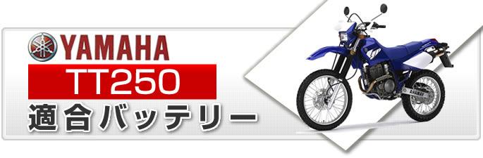 ヤマハ TT