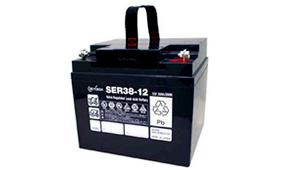 GSユアサセニアカー用バッテリーSER38-12