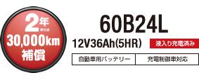 ヘラ60B24L