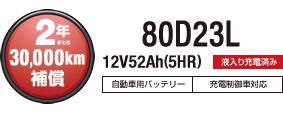 ヘラー80D23L