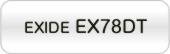 EXIDE EX78DT