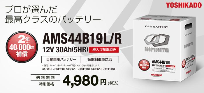AMS44B19L/R